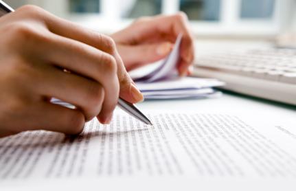 Prelisting checklist