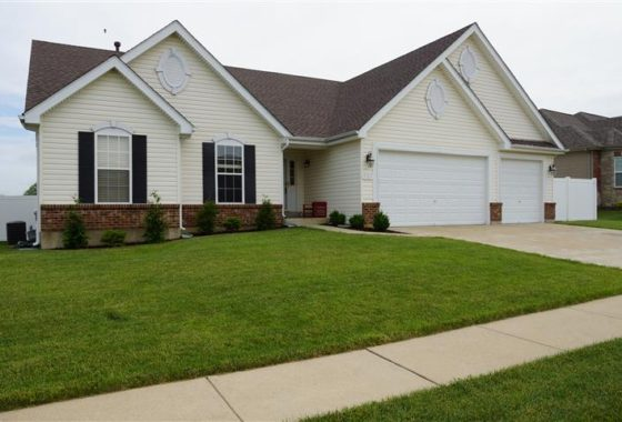 ranch homes for sale in Wentzville 707 Chancellorsville